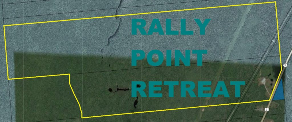 Rally Point Retreat is expanding with the recent purchase of adjacent land.